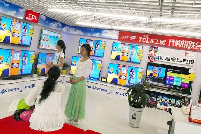 Các hãng sản xuất TV Hàn Quốc vẫn áp đảo Trung Quốc, chênh lệch thị phần đã lên tới 25% - Ảnh 2.