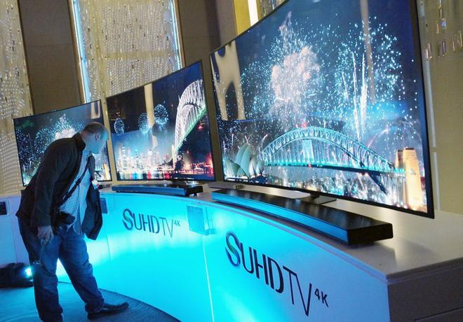 Các hãng sản xuất TV Hàn Quốc vẫn áp đảo Trung Quốc, chênh lệch thị phần đã lên tới 25% - Ảnh 3.