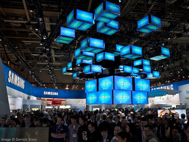 Các hãng sản xuất TV Hàn Quốc vẫn áp đảo Trung Quốc, chênh lệch thị phần đã lên tới 25% - Ảnh 1.