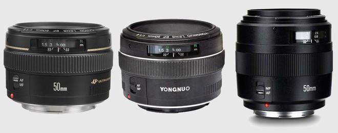 Yongnuo ra mắt ống kính 50mm f/1.4 II cho ngàm Canon EF: thiết kế chắc chắn hơn, 7 lá khẩu cho bokeh sao 14 cánh, giá chỉ bằng một nửa hàng Canon - Ảnh 1.