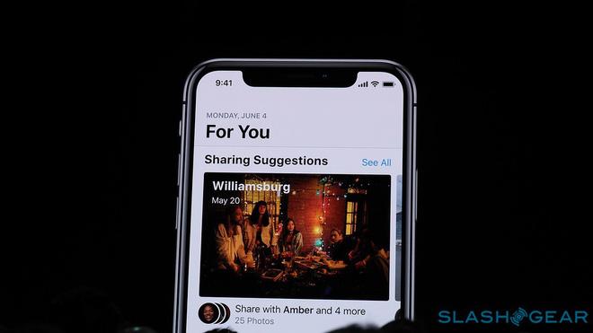 Ra mắt iOS 12, Apple muốn biến mỗi iPhone trở thành một AI Phone - Ảnh 9.