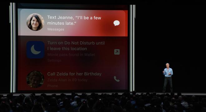 Ra mắt iOS 12, Apple muốn biến mỗi iPhone trở thành một AI Phone - Ảnh 1.