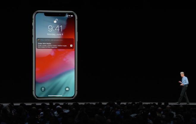 Ra mắt iOS 12, Apple muốn biến mỗi iPhone trở thành một AI Phone - Ảnh 3.