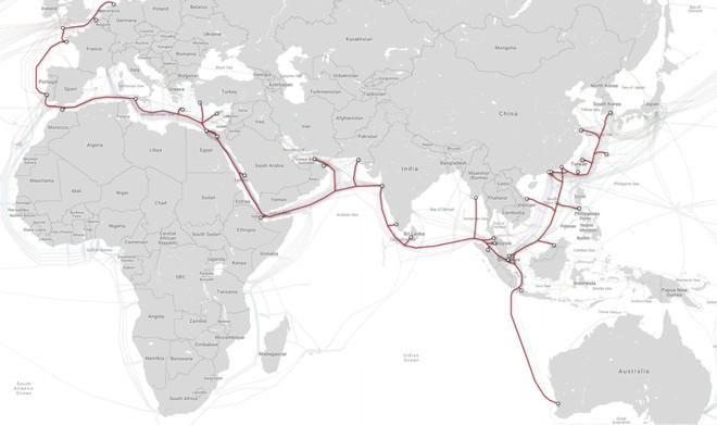 Bạn biết gì về hệ thống cáp quang biển dài 885.000km, xương sống của mạng lưới Internet trên toàn thế giới? - Ảnh 6.