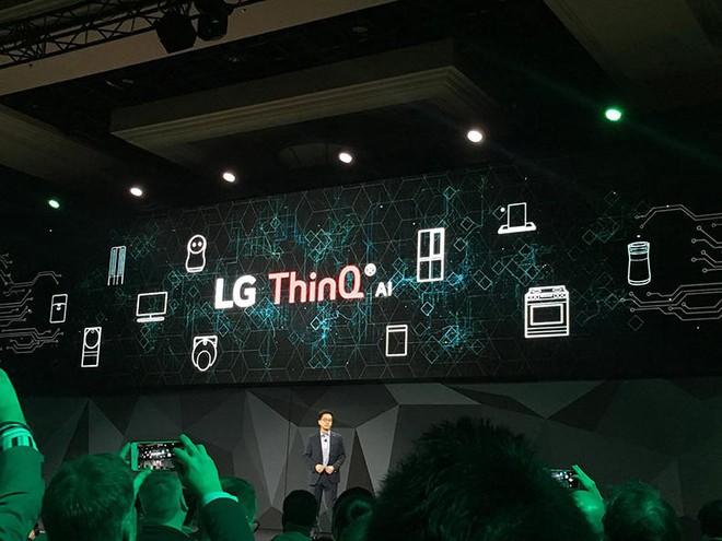 LG G8 ThinQ sẽ được trang bị màn hình LCD thế hệ mới với độ phân giải 4K - Ảnh 1.