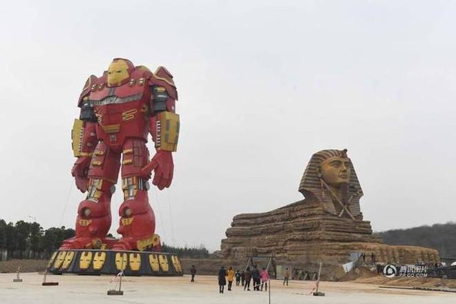 Tượng Nhân Sư photocopy ở Hà Bắc được hồi sinh, Ai Cập tiếp tục đệ đơn khiếu nại Trung Quốc lên UNESCO - Ảnh 10.