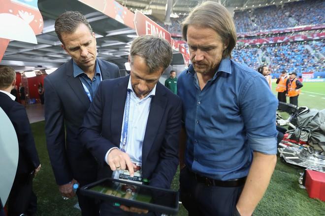 FIFA World Cup 2018 năm nay có những thứ công nghệ hiện đại tuyệt vời, hứa hẹn mùa bóng công bằng chưa từng có - Ảnh 6.
