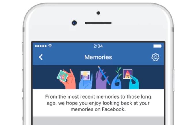Facebook ra mắt tính năng Memories để cho người dùng lội dòng kí ức - Ảnh 2.
