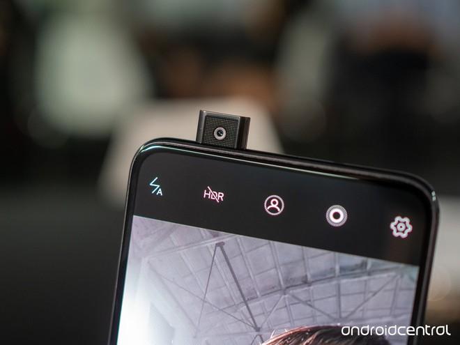 Cận cảnh Vivo NEX, smartphone toàn màn hình thực thụ duy nhất ở thời điểm hiện tại - Ảnh 5.