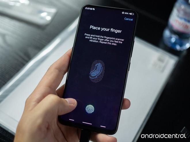 Cận cảnh Vivo NEX, smartphone toàn màn hình thực thụ duy nhất ở thời điểm hiện tại - Ảnh 6.