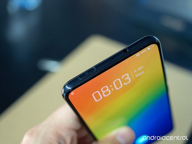 Cận cảnh Vivo NEX, smartphone toàn màn hình thực thụ duy nhất ở thời điểm hiện tại - Ảnh 7.