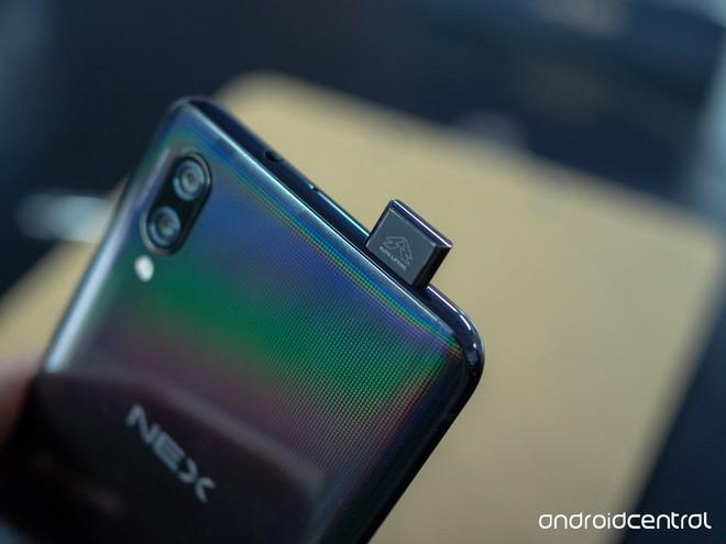 Cận cảnh Vivo NEX, smartphone toàn màn hình thực thụ duy nhất ở thời điểm hiện tại - Ảnh 9.