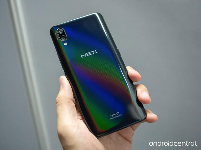Cận cảnh Vivo NEX, smartphone toàn màn hình thực thụ duy nhất ở thời điểm hiện tại - Ảnh 12.
