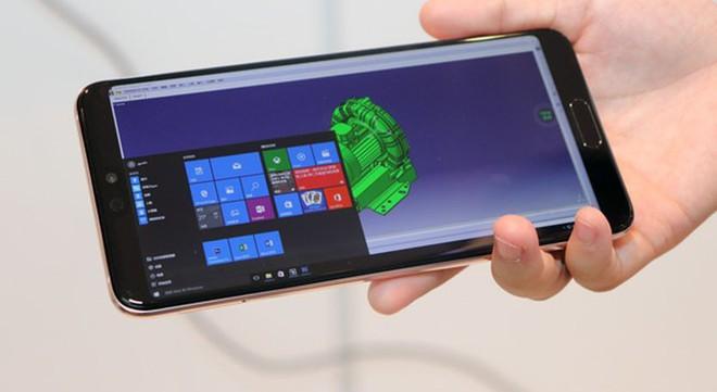 Dịch vụ đám mây mới của Huawei sẽ cho phép người dùng sử dụng Windows 10 ngay trên smartphone Android - Ảnh 1.