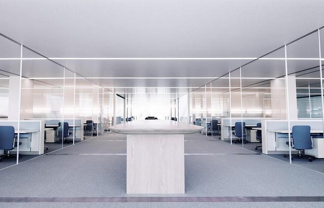 Xem việc ngồi quá nhiều là bệnh ung thư mới - toàn bộ nhân viên Apple Park được trang bị bàn đứng - Ảnh 1.