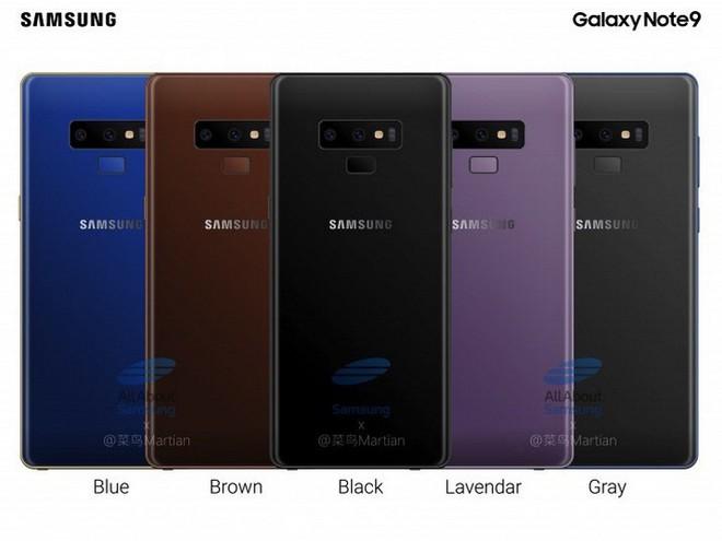 Ảnh thiết kế tiết lộ Galaxy Note 9 sẽ có nút chụp màn hình chuyên dụng, không còn phải nhấn và giữ nữa - Ảnh 3.