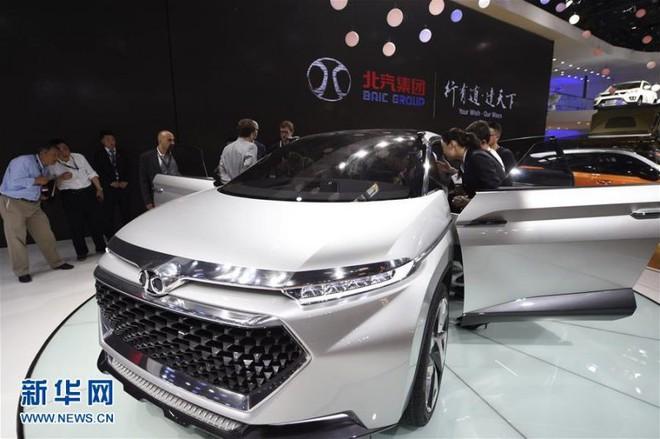 Trung Quốc đang sản xuất ra nhiều xe điện hơn tất cả các quốc gia cộng lại - Ảnh 2.