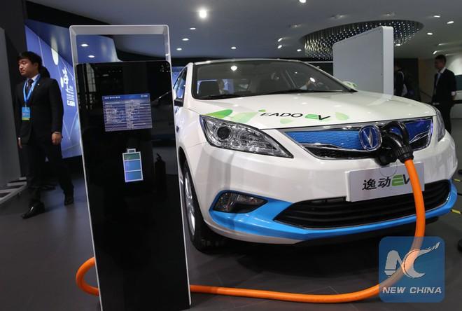 Trung Quốc đang sản xuất ra nhiều xe điện hơn tất cả các quốc gia cộng lại - Ảnh 5.