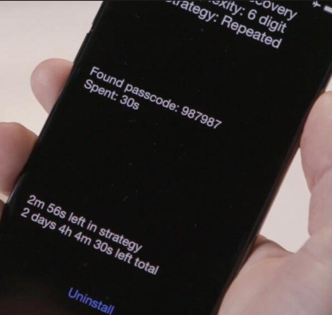 Tính năng bảo mật mới của iPhone được quảng cáo rầm rộ lắm, ai ngờ rằng chưa kịp ra mắt cho công chúng thì đã bị hacker tìm ra sơ hở - Ảnh 3.