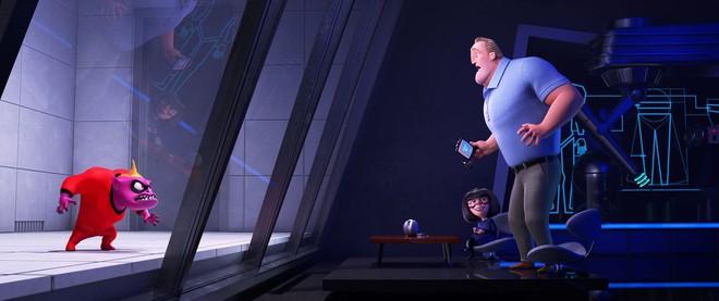 [Đánh giá phim] Incredibles 2: 94% đánh giá tích cực từ Rotten Tomatoes đã trả lời cho 14 năm chờ đợi mỏi mòn - Ảnh 6.