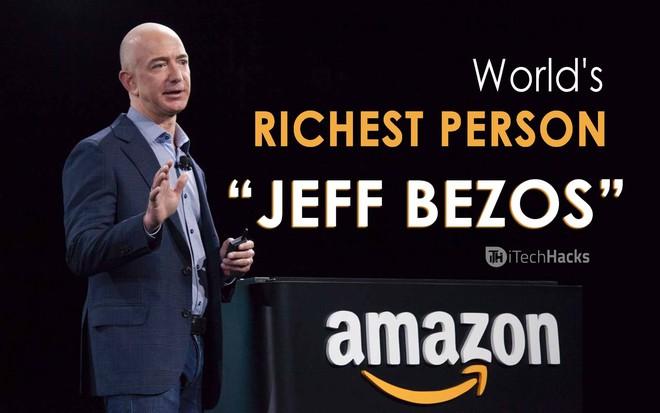 Làm thế nào Jeff Bezos ra các quyết định đúng từ 30 năm trước - Ảnh 1.