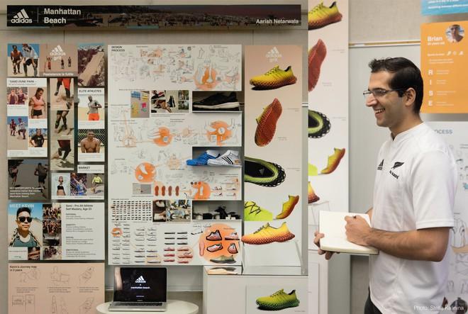Đôi giày kỳ lạ được thiết kế để bạn chạy chậm đi, mất sức nhiều hơn - Ảnh 9.