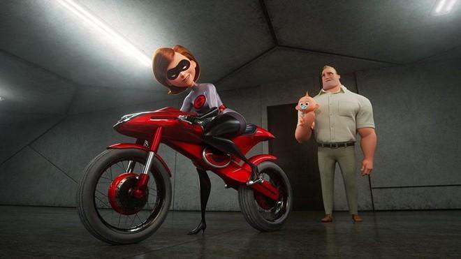 Gia Đình Siêu Nhân 2 lập kỷ lục phim hoạt hình đạt doanh thu mở màn cao nhất mọi thời đại - Ảnh 3.