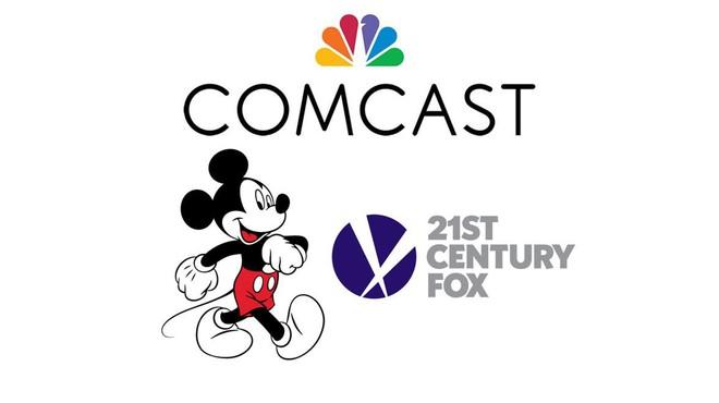 Không để Comcast qua mặt, Disney ra giá 71 tỷ USD cho Fox - Ảnh 1.