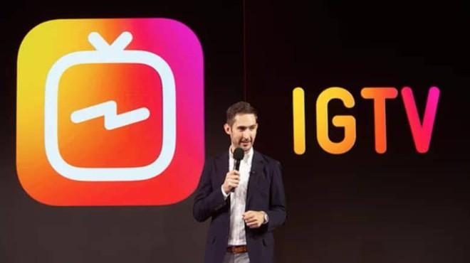 Instagram ra mắt IGTV, sẵn sàng cạnh tranh với YouTube - Ảnh 1.
