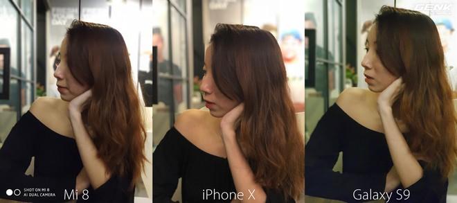 Đánh giá camera Xiaomi Mi 8 và so sánh với iPhone X và Galaxy S9+: Đã đến lúc ngừng chê Xiaomi chụp xấu - Ảnh 10.