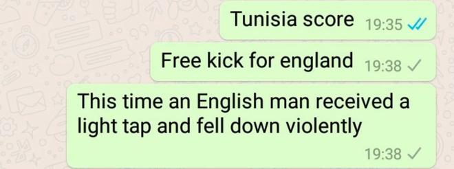 Gấu nhà người ta: Cô bạn gái tường thuật World Cup qua tin nhắn cho bạn trai với một khiếu hài hước tuyệt vời - Ảnh 5.
