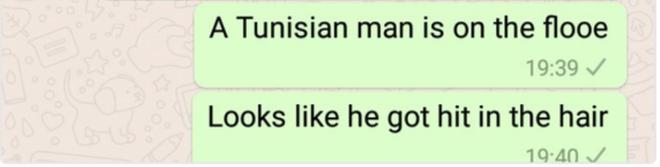 Gấu nhà người ta: Cô bạn gái tường thuật World Cup qua tin nhắn cho bạn trai với một khiếu hài hước tuyệt vời - Ảnh 6.