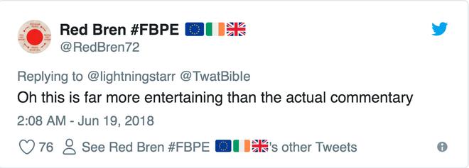 Gấu nhà người ta: Cô bạn gái tường thuật World Cup qua tin nhắn cho bạn trai với một khiếu hài hước tuyệt vời - Ảnh 10.