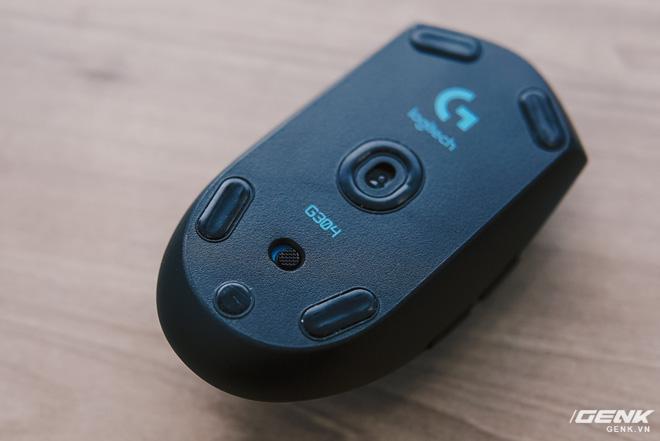Đánh giá chuột chơi game không dây Logitech G304: Giá hơi cao, thiếu đầm tay nhưng nhanh và nhạy - Ảnh 9.