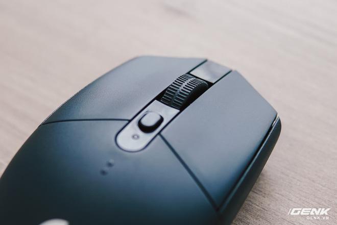 Đánh giá chuột chơi game không dây Logitech G304: Giá hơi cao, thiếu đầm tay nhưng nhanh và nhạy - Ảnh 10.