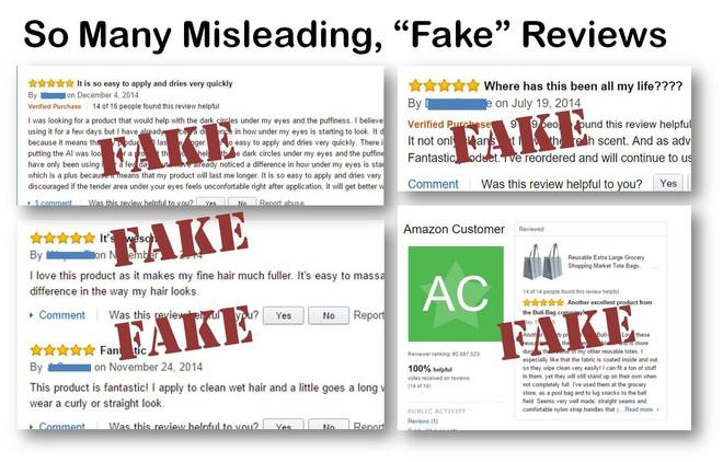Bí kíp đơn giản giúp bạn vạch mặt những bài review tâng bốc sản phẩm khi mua hàng trên Amazon - Ảnh 6.