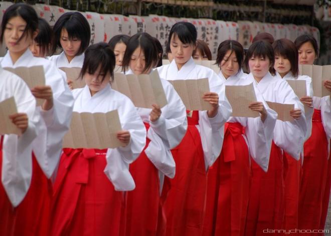 Nhật Bản - Xứ sở vạn vật đều là Thần - Ảnh 12.