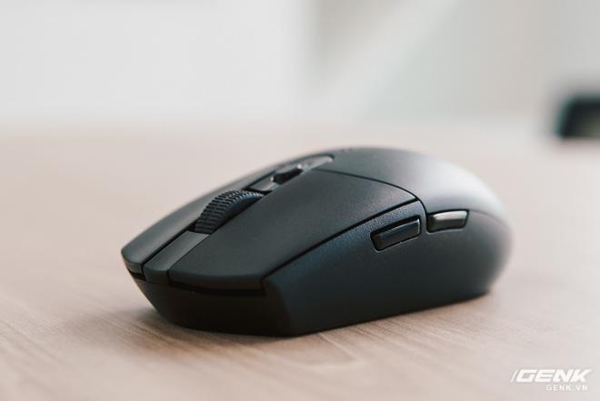 Đánh giá chuột chơi game không dây Logitech G304: Giá hơi cao, thiếu đầm tay nhưng nhanh và nhạy - Ảnh 8.