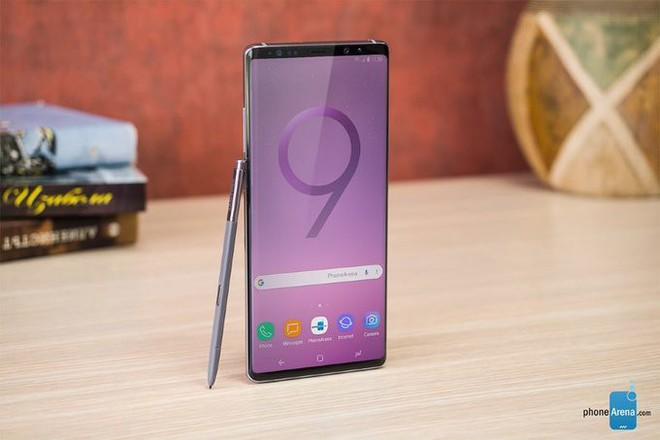 Samsung Galaxy Note 9 được FCC cấp chứng nhận, ngày ra mắt đã cận kề? - Ảnh 2.