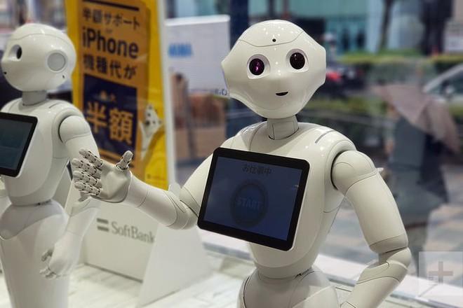 Gặp gỡ Pepper - nhân viên Robot đầu tiên tại một ngân hàng của Mỹ - Ảnh 2.