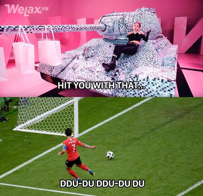 Hàn Quốc rủ Đức cùng tạm biệt World Cup, vậy là Hàn hit Đức with that Ddu-du Ddu-du đã trở thành sự thật! - Ảnh 2.