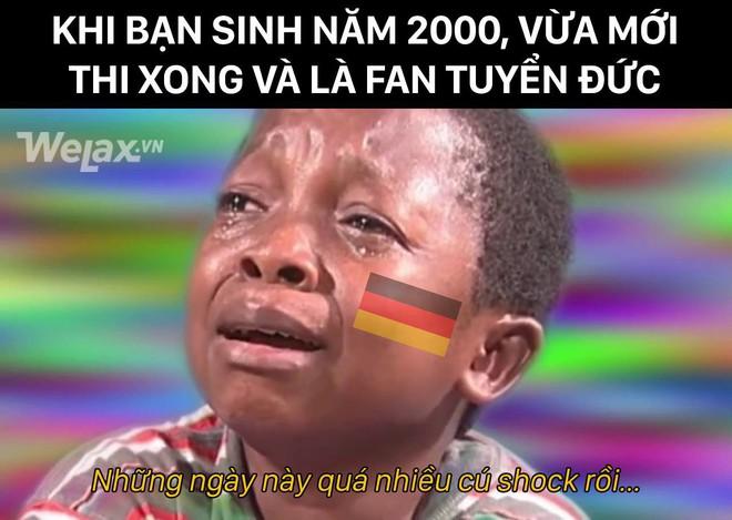 Hàn Quốc rủ Đức cùng tạm biệt World Cup, vậy là Hàn hit Đức with that Ddu-du Ddu-du đã trở thành sự thật! - Ảnh 5.