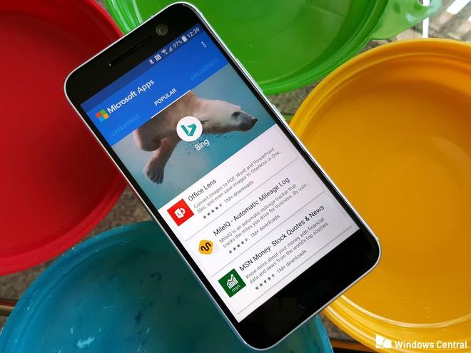 Tại sao Android lại có tính quan trọng sống còn với chiến lược của Microsoft? - Ảnh 3.