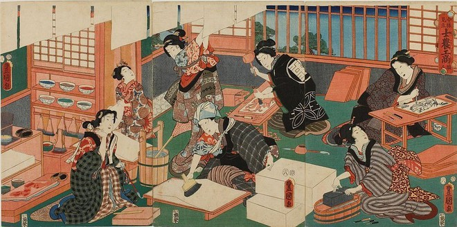 Viện bảo tàng tùy hứng của cụ ông người Nhật: Vui thì mở, buồn thì đóng, ngủ đủ giấc mới dậy cho khách vào xem - Ảnh 3.