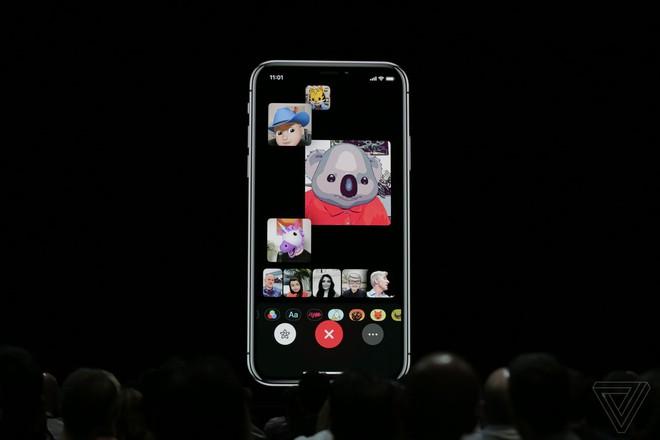 [WWDC 2018] Apple chính thức cho phép gọi FaceTime theo nhóm, giao diện tinh tế, hỗ trợ tối đa 32 người - Ảnh 3.