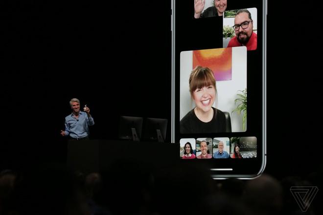 [WWDC 2018] Apple chính thức cho phép gọi FaceTime theo nhóm, giao diện tinh tế, hỗ trợ tối đa 32 người - Ảnh 2.