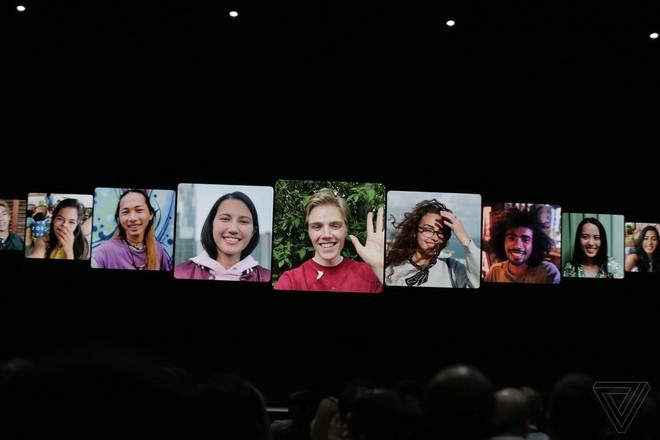 [WWDC 2018] Apple chính thức cho phép gọi FaceTime theo nhóm, giao diện tinh tế, hỗ trợ tối đa 32 người - Ảnh 1.