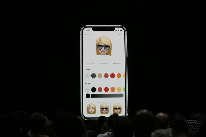 [WWDC 2018] Apple ra mắt Memoji, cho phép bạn tự tạo Animoji của chính mình, cập nhật một số Animoji mới - Ảnh 2.