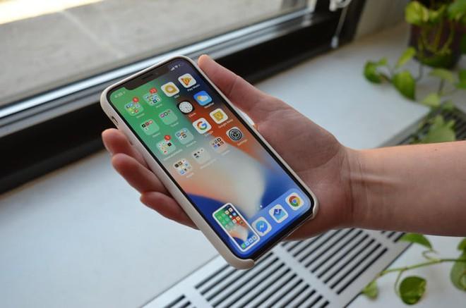 iOS 12 sẽ khắc phục một lỗi khá khó chịu trên iPhone X - Ảnh 1.