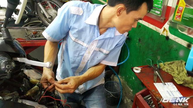 Đánh giá thiết bị chống trộm xe máy made in Việt Nam IKY Bike: giá 600 -> 800 nghìn, sử dụng dễ dàng nhưng độ hoàn thiện chưa cao - Ảnh 10.